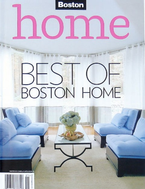 A Street Frames Named Best of Boston Home 2012 for Fine Art Framing