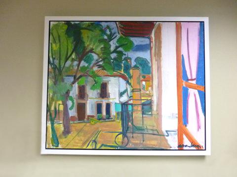 A Street Frames